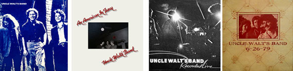 UWB Album covers